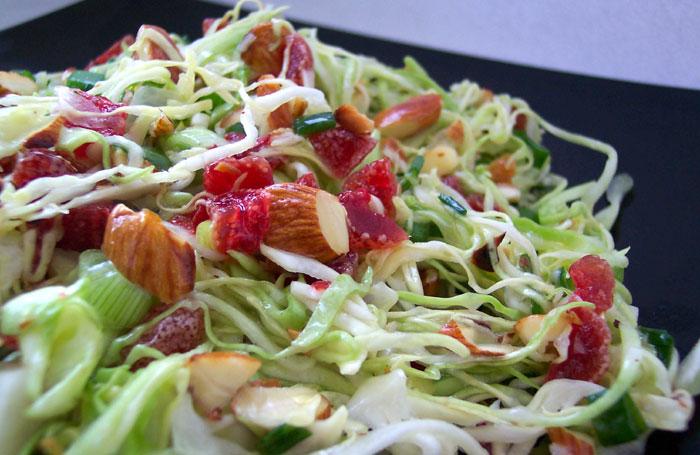 4456 Фруктово-овощной салат
