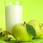 4586 Кефирно - яблочная диета