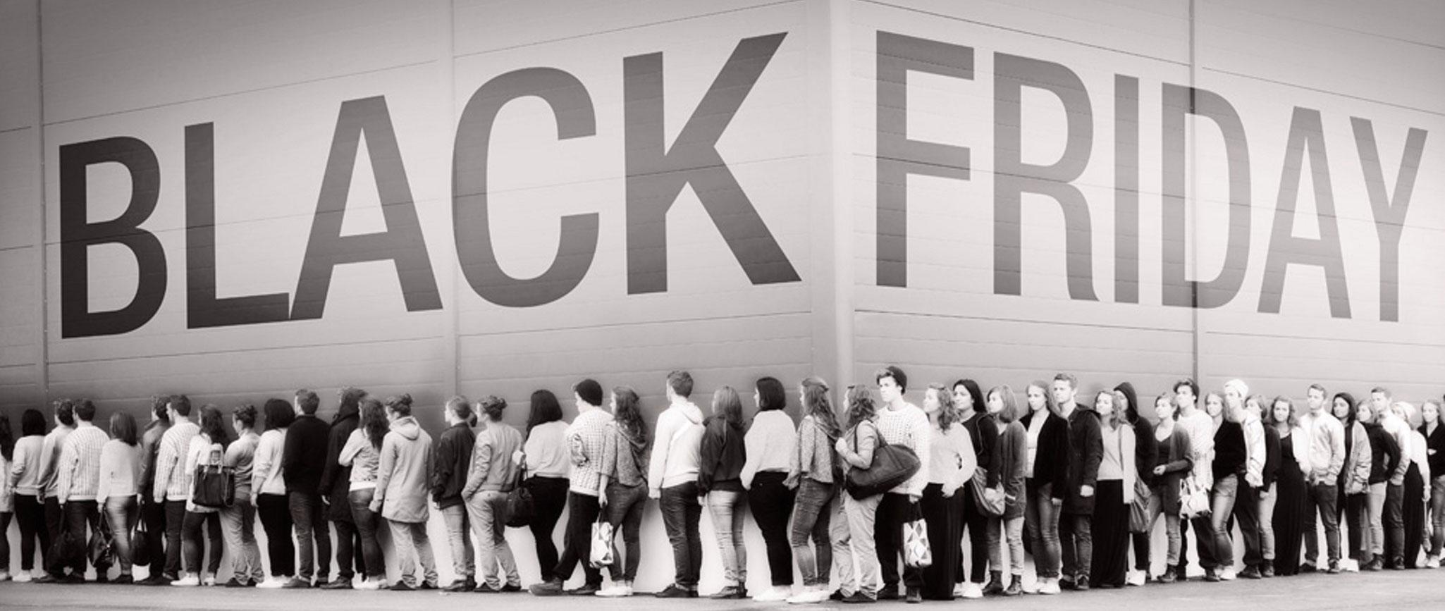 Чёрная пятница (распродажи)