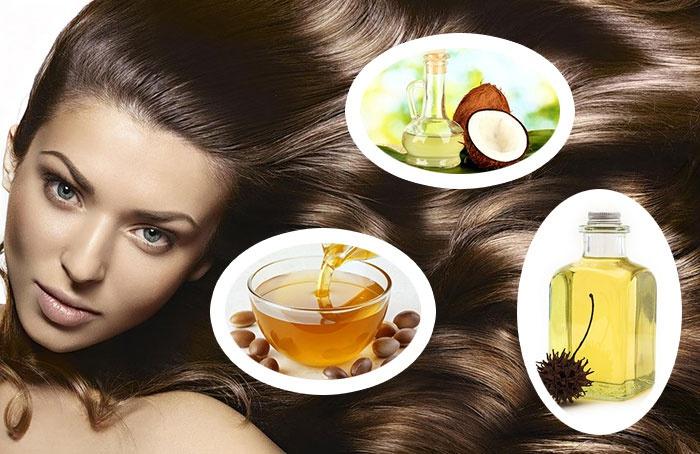 Народные рецепты для густоты волос