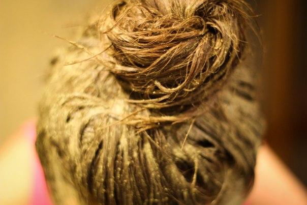 4774 Маски для волос из хны