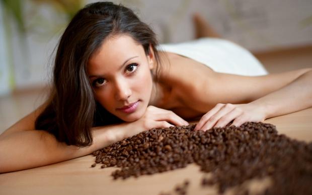 Скрабы и маски для лица из натурального кофе