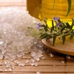 4871 Скраб из соли для очищения кожи лица и тела