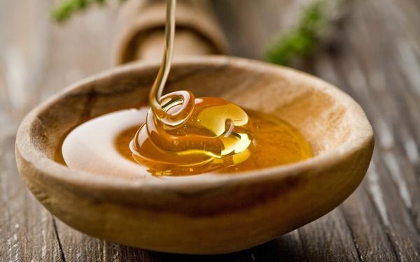 Скраб для лица из меда