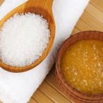 4928 Мед и соль против целлюлита