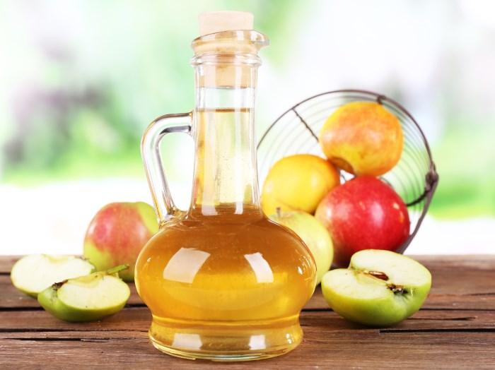 От целлюлита яблочный уксус