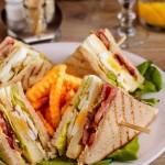 4974 Клаб-сэндвич с беконом