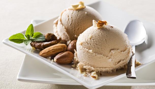 5003 Кофейно-ореховое мороженое