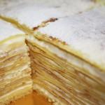 5034 Блинный торт с заварным кремом