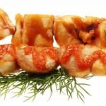 8055 150x150 - Жареные куриные шашлыки в соусе якитори