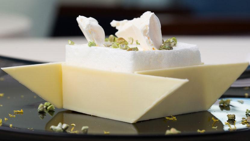 Десерт «Лимонное облачко»