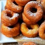 5218 Творожные пончики