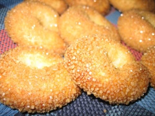 Домашнее печенье на сковороде «Быстрое»