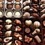 5365 Шоколадные конфеты с ореховым пралине