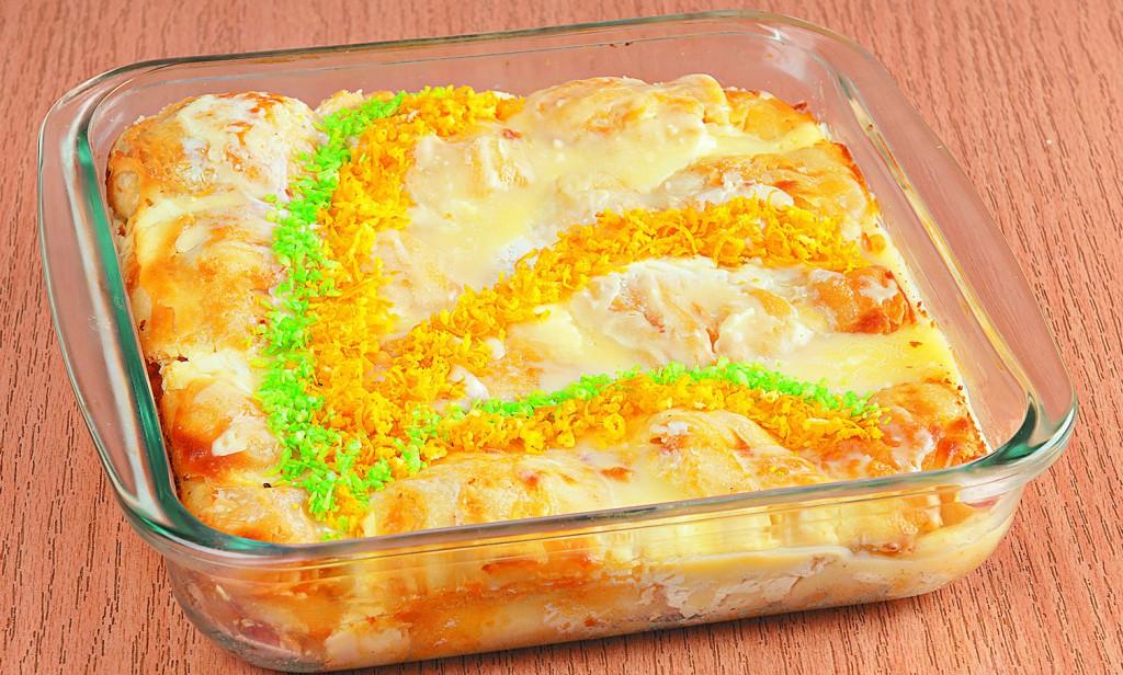 5457 Томатный пирог с луком
