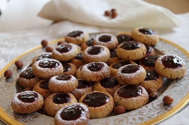 Husarenkrapfen — Гусарское печенье