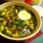 5701 Суп из морской капусты