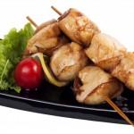 """5722 Шашлычки из куриного филе в соусе """"Терияки"""""""