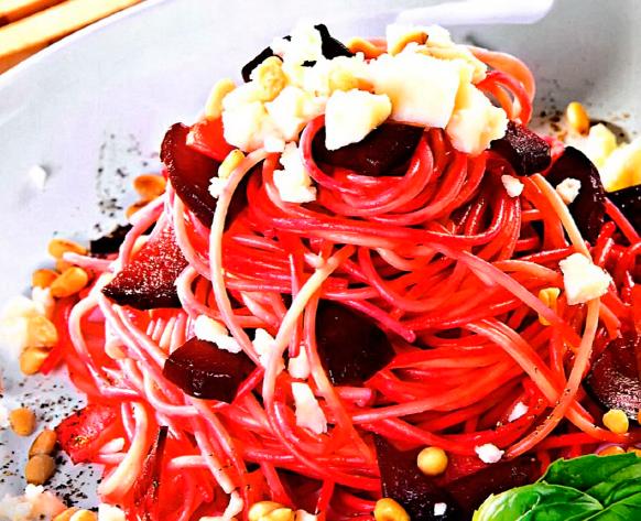 Уникальные спагетти