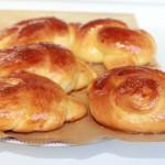 5777 Клюквенно-медовые булочки