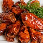 6109 Куриные крылышки в кисло-сладком маринаде