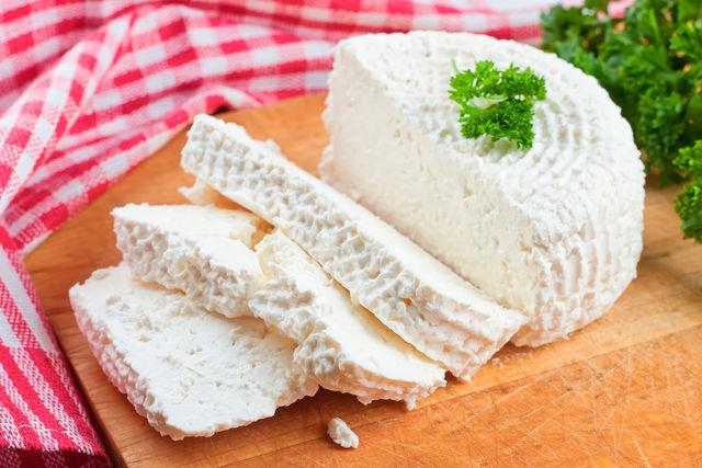 Домашний сыр без яиц
