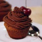 6195 Шоколадные капкейки