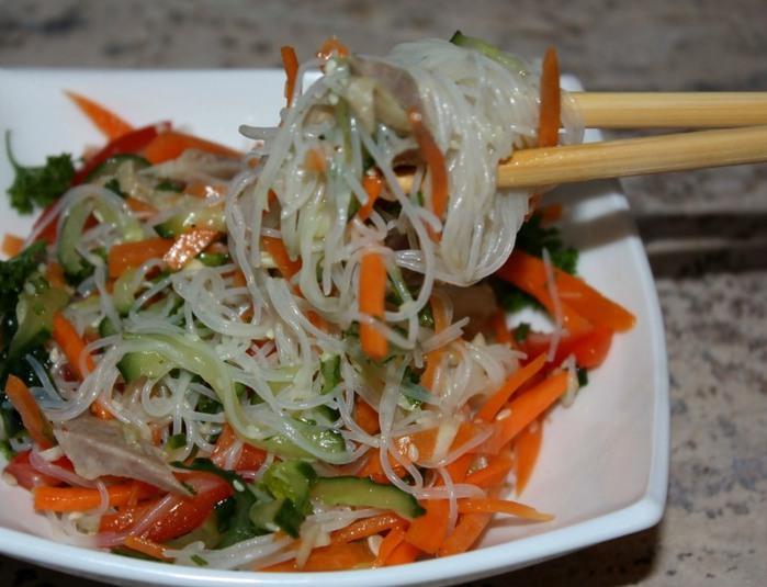 6346 Китайский праздничный салат