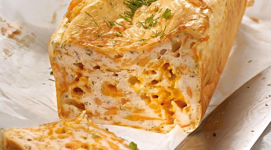 Сырный кекс «Мраморный»