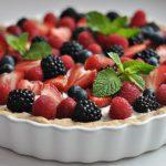 6444 Творожно-ягодный пирог