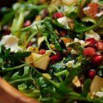 6244 Листья салата жареные в соевом соусе