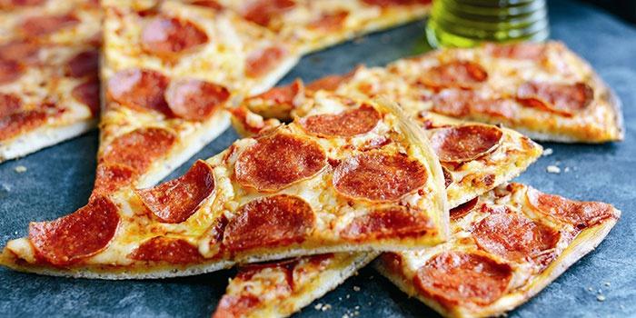 Тонкое тесто для пиццы без соли и сахара