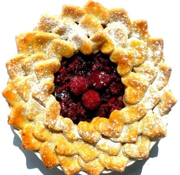 Пирог «Парижский шарм»