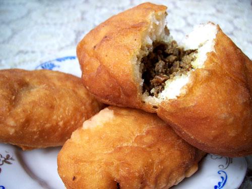 Пироги с ливером «аля Орские»