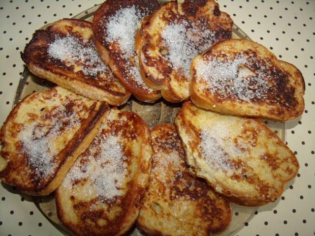 6585 Оригинальные гренки на завтрак