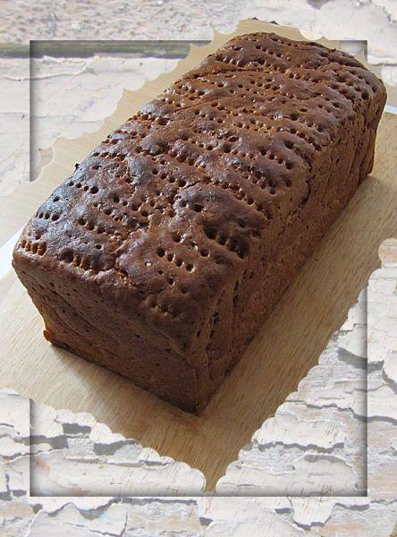 Хлеб ржаной на квасе