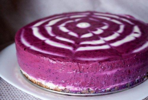 6606 Сметанно-смородиновый пирог
