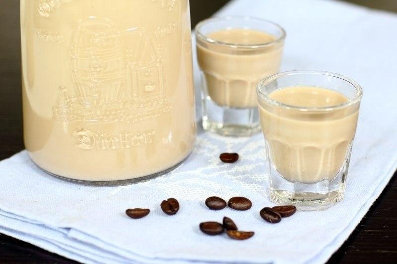 6621 Молочно-кофейный ликёр