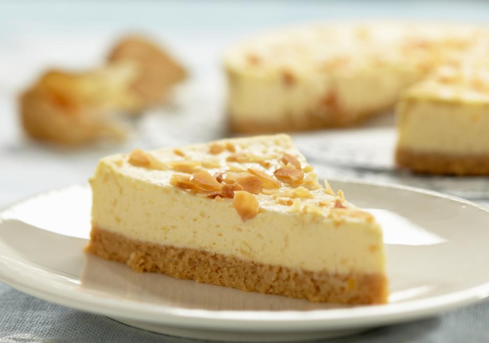 Десерт с печеньем без выпечки