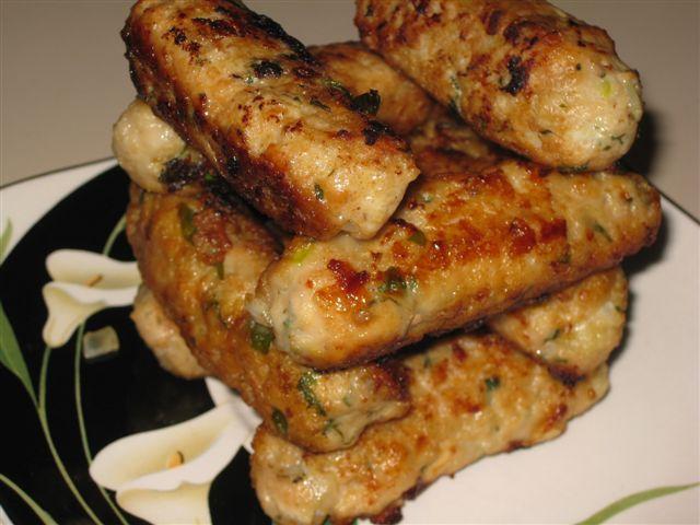 Куриный фарш рецепты с фото