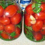 6747 Любимые помидоры на зиму