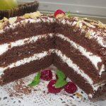"""6886 Безумный торт """"Сrazy cake"""""""