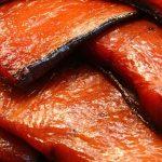 """6910 Красная рыба маринованная дымом """"Морские радости"""""""