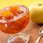 7092 Пикантный лимонно-имбирный джем с яблоками