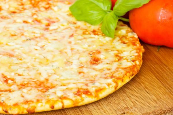 Тыквенная пицца с розмарином