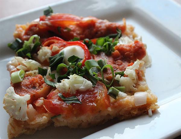 7147 Пицца из цветной капусты