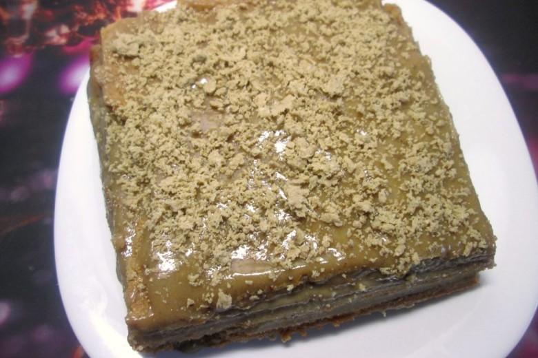 Торт «Восточная фантазия»
