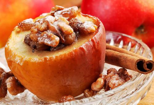 Яблоко печеное «Подарок осени»