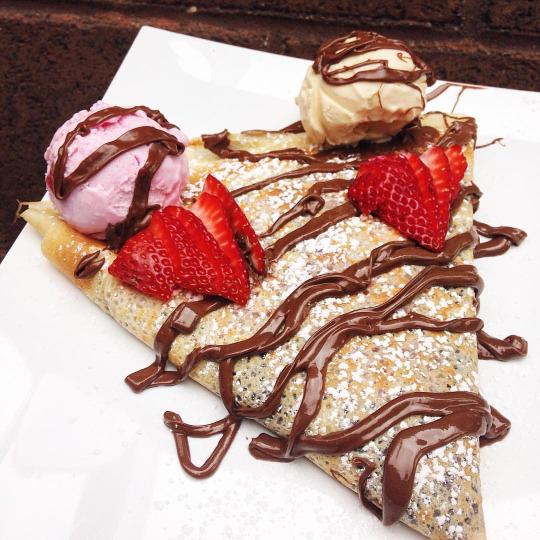 7191 Начинать день с десерта - это лучшее