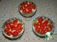 Порционный салат «Петушиные гребешки» ингредиенты